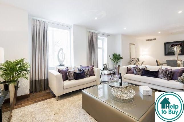 Thumbnail Flat for sale in East Ham, London