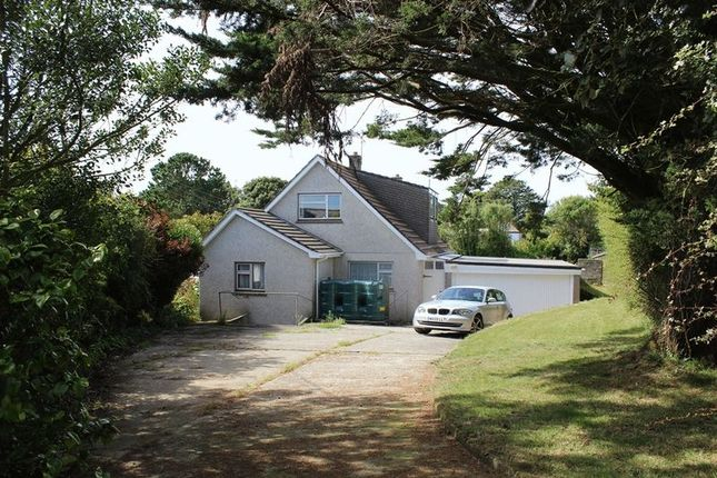 Thumbnail Detached house for sale in Gorran, St. Austell