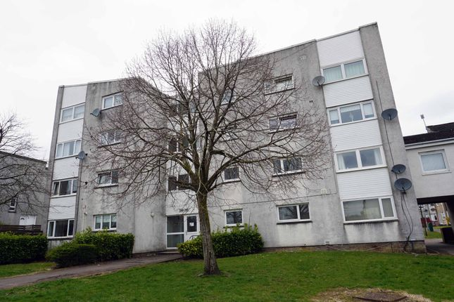 Thumbnail Flat for sale in Cypress Crescent, Greenhills, East Kilbride