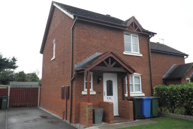 Thumbnail Semi-detached house to rent in Llys Aderyn Du, Rhyl
