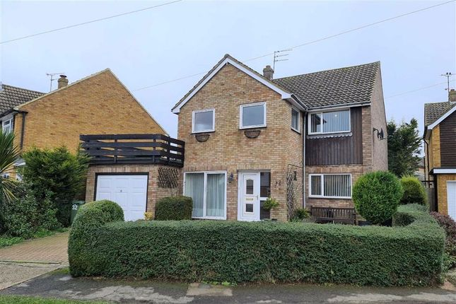 Thumbnail Detached house for sale in Orchard Way, Stanbridge, Leighton Buzzard