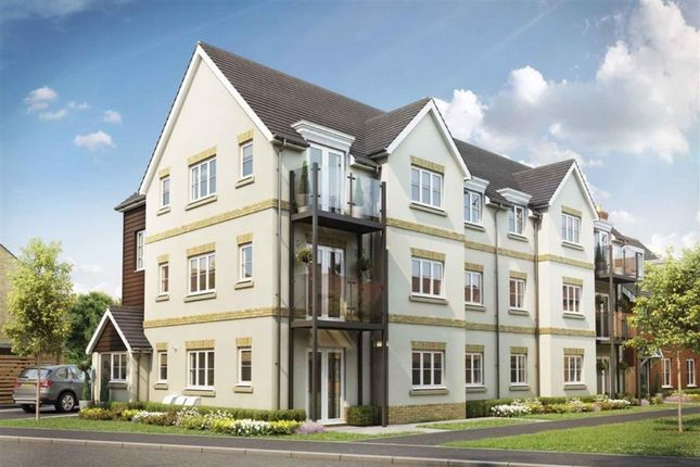 Thumbnail Flat for sale in Hawthorn Court, Bishop's Stortford