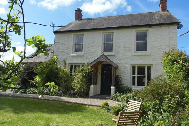 Thumbnail Detached house for sale in Penrallt, Felindre Farchog, Crymych, Pembrokeshire