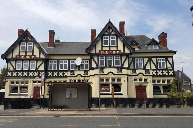 Thumbnail Pub/bar for sale in Liverpool Road, Irlam, Manchester