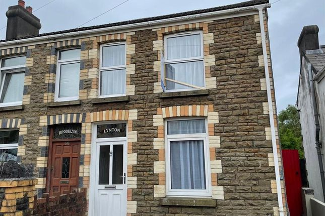 Thumbnail Terraced house for sale in Smiths Road, Birchgrove, Swansea