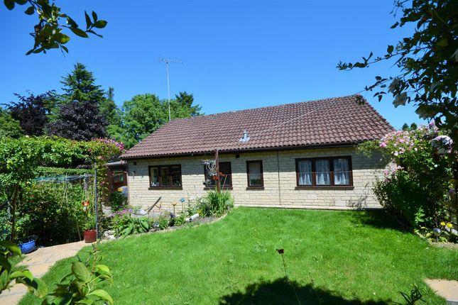 Thumbnail Detached bungalow for sale in Mill Lane, Bourton, Gillingham