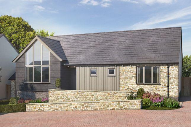 "Thumbnail Bungalow for sale in ""The Moreton"" at Blackawton, Totnes"