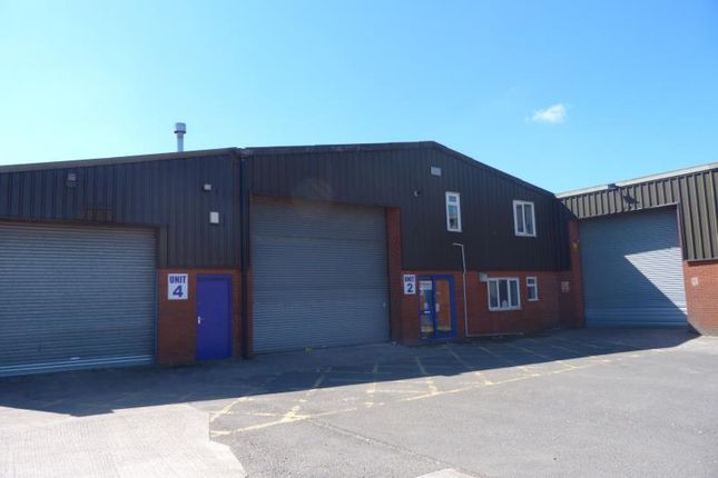 Thumbnail Industrial to let in Crown Business Park, Unit 2, Govan Road, Stoke-On-Trent