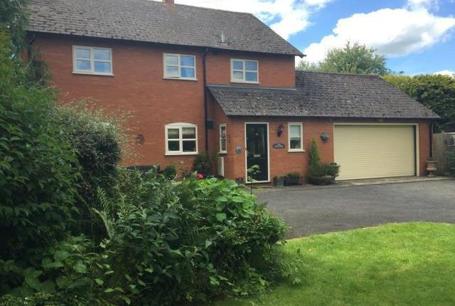 Thumbnail Detached house for sale in Little Hereford, Shropshire