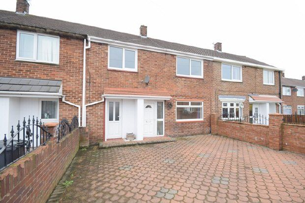 Thumbnail Property to rent in Hazlitt Avenue, South Shields