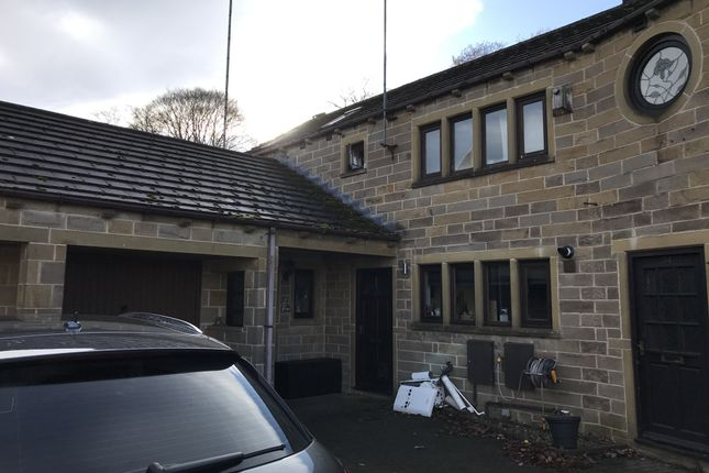 Thumbnail Terraced house for sale in River Holme View, Holmfirth, West Yorkshire