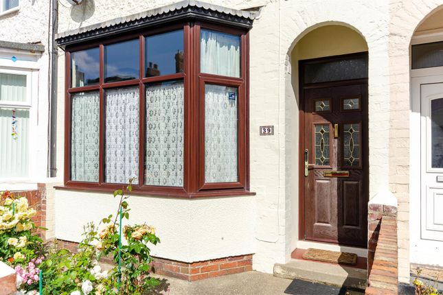Thumbnail Terraced house for sale in Cheverton Avenue, Withernsea