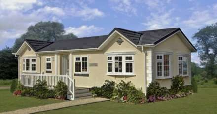 Thumbnail Mobile/park home for sale in South Bridgend, Crieff
