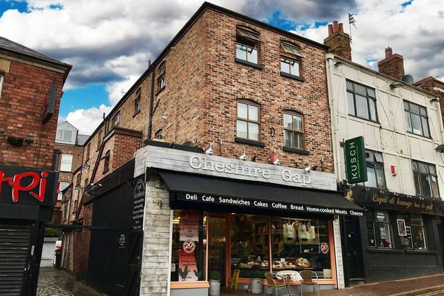Thumbnail Flat for sale in Apartments 1-4, 87 Mill Street, Macclesfield