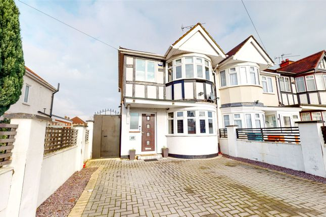 Thumbnail End terrace house to rent in Warden Avenue, Harrow