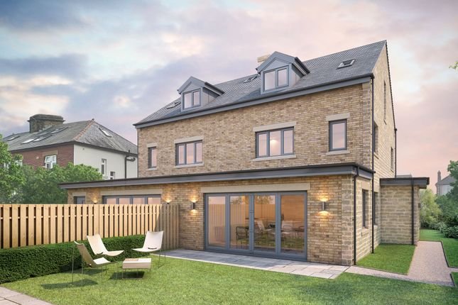 Thumbnail Semi-detached house for sale in Plot 1 Ringinglow Road, Ecclesall