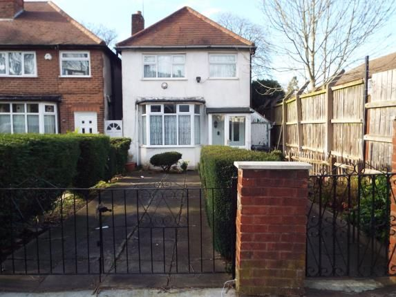 3 bed detached house for sale in Grosvenor Road, Handsworth, Birmingham, West Midlands