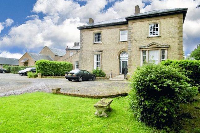 2 bed flat to rent in Conington Lane, Conington, Peterborough PE7