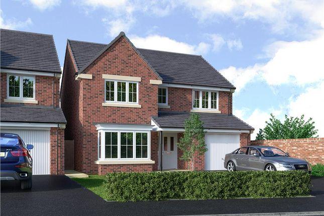 "Thumbnail Detached house for sale in ""Ashbury"" at Lammack Road, Blackburn"
