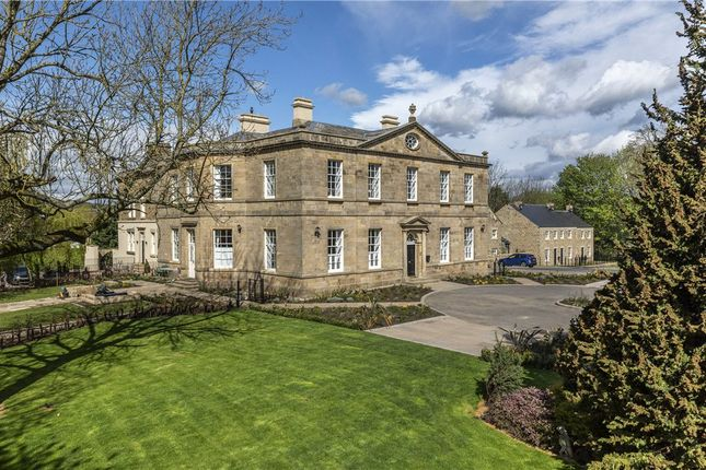 Thumbnail Flat for sale in Burley Court, Burley In Wharfedale, Ilkley