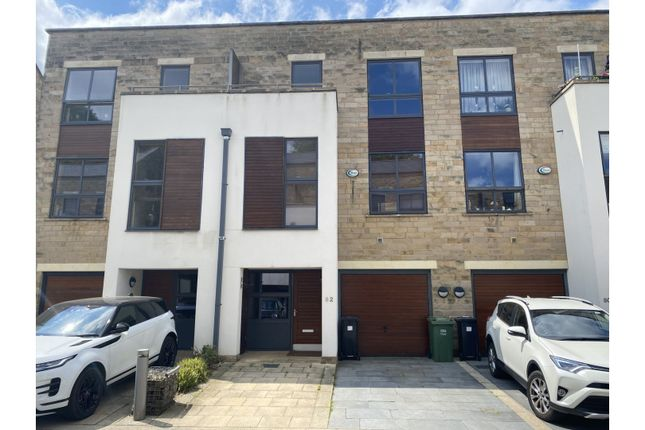 Thumbnail Town house for sale in Deakins Mill Way, Bolton