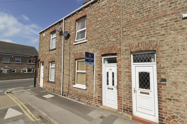 Thumbnail Terraced house to rent in Milner Street, York