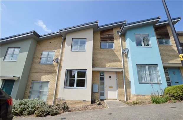 Terraced house for sale in Sotherby Walk, Cheltenham, Gloucestershire