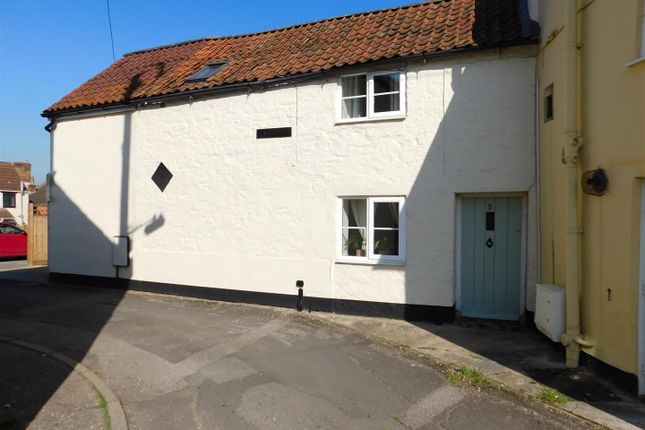 Thumbnail Semi-detached house for sale in Back Road, Calne