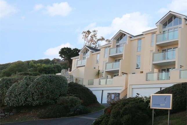 Thumbnail Flat for sale in Ilsham Marine Drive, Torquay, Devon