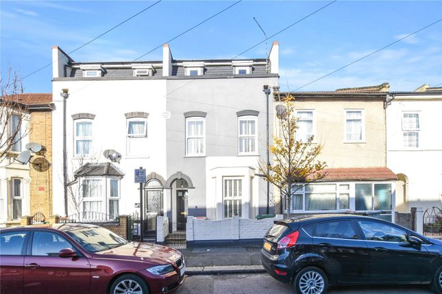 Thumbnail Terraced house for sale in Heyworth Road, Stratford, London