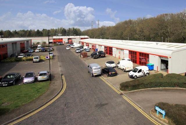 Light industrial to let in 24 Faraday Court, Wellingborough, Northamptonshire