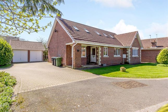 Thumbnail Detached bungalow for sale in Stonefield Garth, Easingwold, York