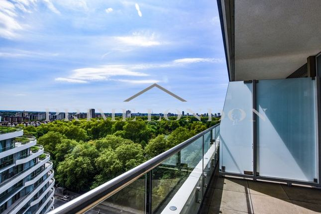 Thumbnail Flat for sale in Cascade Court, Vista Chelsea Bridge Wharf, London