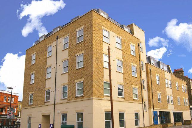 External of Ashburnham Place, Greenwich, London SE10