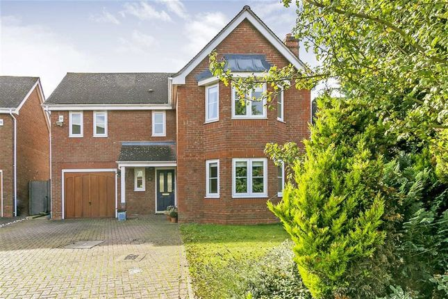 4 bed detached house for sale in Monro Place, Epsom, Surrey