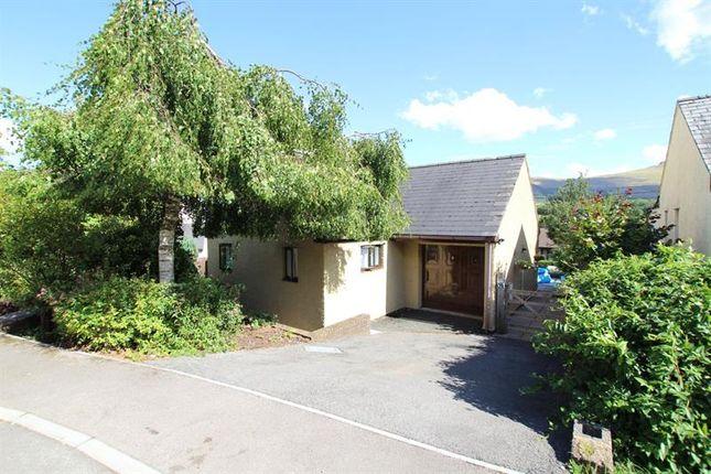 Thumbnail Detached bungalow to rent in Pen Y Fan Close, Libanus, Brecon