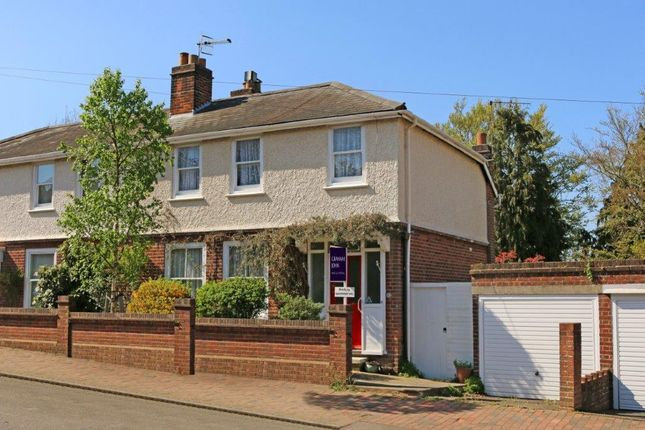 Thumbnail Semi-detached house for sale in Hopwood Gardens, Tunbridge Wells