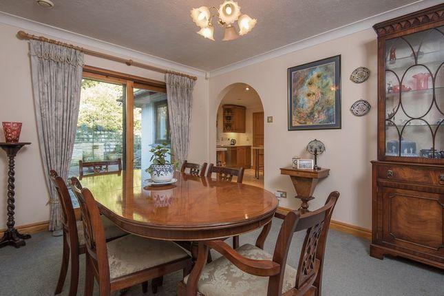 Dining Room of Bridge Moor, Redruth TR16