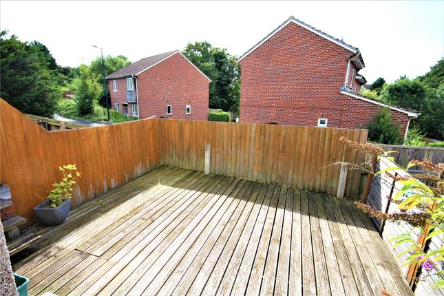 Thumbnail Terraced house to rent in Meg Thatchers Green, Bristol