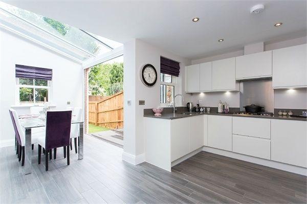 Thumbnail Terraced house for sale in Signal Walk, Marlow, Buckinghamshire