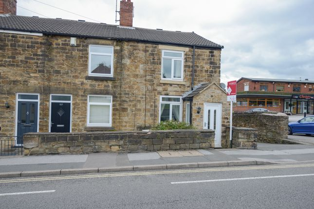 Front of Sheffield Road, Stonegravels, Chesterfield S41