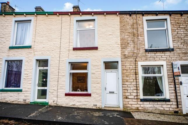 External of Gertrude Street, Nelson, Lancashire, . BB9