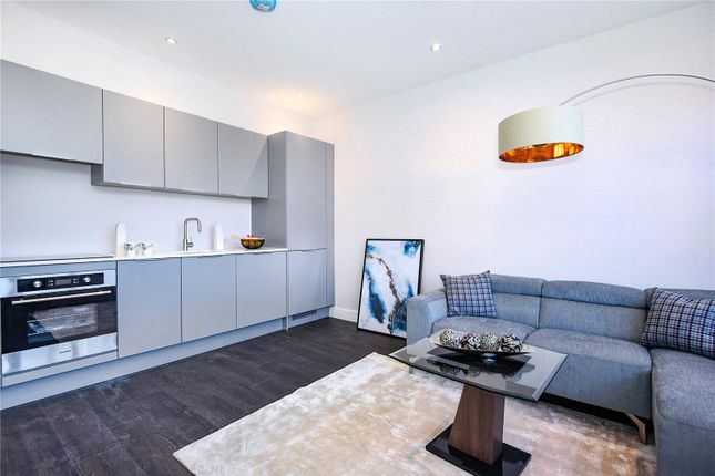 Thumbnail Flat for sale in Tolpits Lane, Watford, Hertfordshire