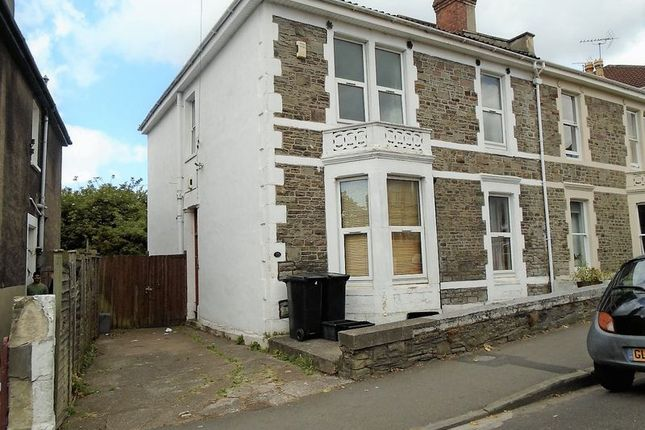 Thumbnail Semi-detached house to rent in Elton Road, Bishopston, Bristol