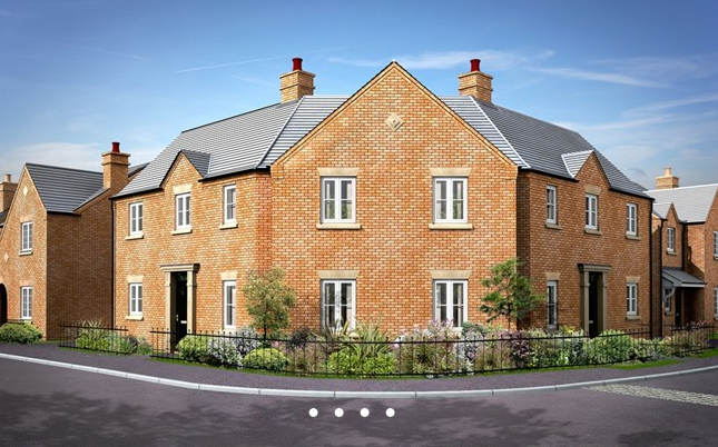 Thumbnail Semi-detached house for sale in The Dalton, City Road, St Helens, Merseyside