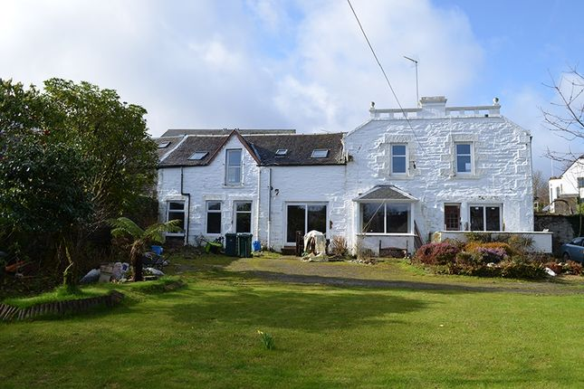 Thumbnail Cottage for sale in Shore Road, Sandbank, Argyll And Bute