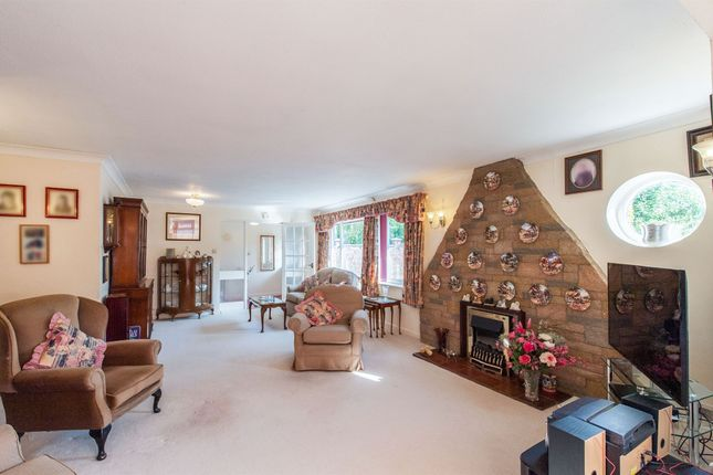 Thumbnail Detached bungalow for sale in Field House Gardens, Diss