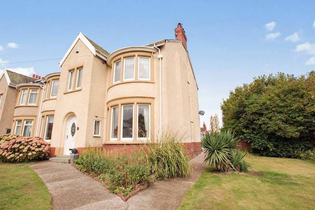 Thumbnail Semi-detached house for sale in Holly Road, Blackpool