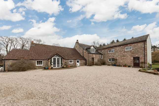 Thumbnail Detached house for sale in Wells House, Skelton Wood End, Penrith, Cumbria