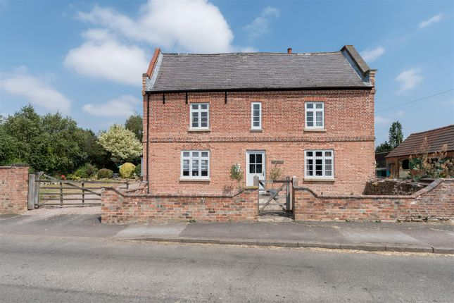 Thumbnail Detached house for sale in Westhorpe, Willoughby On The Wolds, Loughborough